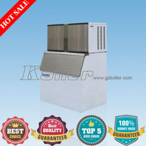 500kg Daily Capacity Cube Ice Maker for Food and Drink Shop pictures & photos