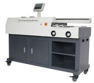 (WD-D60A3) Book Binding Machine pictures & photos