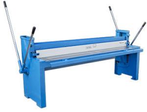 Q01 Hand Guillotine Shearing Machine Manual Guillotine Shearing Machine pictures & photos