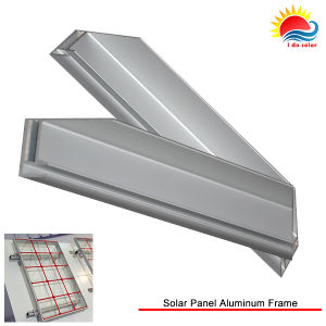 Custom Aodised Aluminium Solar Panel Frames (300-0003) pictures & photos
