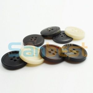 High Quality Fashion Corozo Button for Overcoat pictures & photos