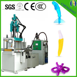 Baby Silicone Toothbrush Making Machine Liquid Silicone Injection Machine pictures & photos