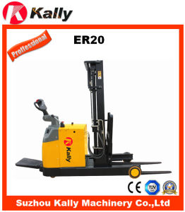 Electric Reach Stacker (ER20) pictures & photos