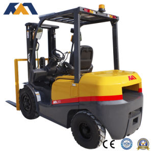 Brand New 2ton Forklift Truck with Japanese Engine for Sale pictures & photos