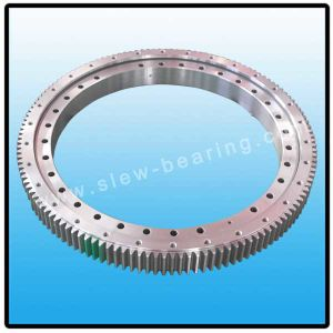 Single Row Ball Slewing Bearing External Gear 011.25.759f