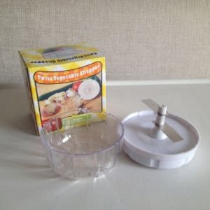 Hand Manual Twist Vegetable Chopper