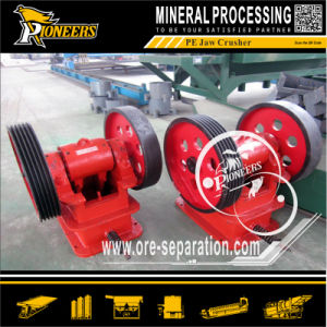 PE Small Pex Diesel Rock Crushing Equipment Jaw Stone Crusher pictures & photos