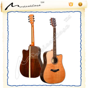 Speacial Acoustic Left Handed Guitar pictures & photos