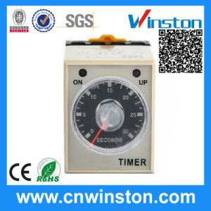 Flush Type Mounting Electric Adjustable Delay Time relay with CE pictures & photos