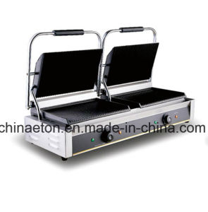 Big Size Electric Contact Double Grill pictures & photos