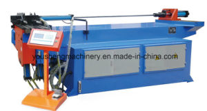 Stainless Steel Pipe Bending Machine for Exhaust Dw-89nc pictures & photos