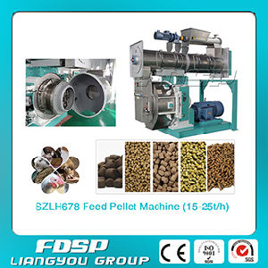 Hot Sales Livestock Feed Pellet Machinery/Mill pictures & photos