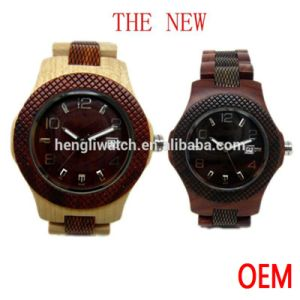 Fashion Hot Sale Wooden Watch, High Quality Wood Watches (Ja15085) pictures & photos