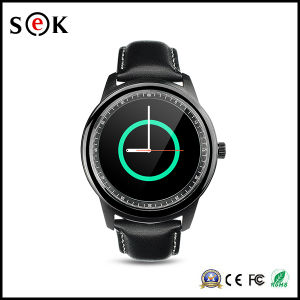 2016 Newest Sport Bracelet Bluetooth Heart Rate Monitor Wristband Smart Watch From Sek pictures & photos