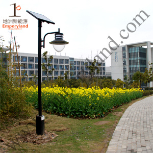 5W IP65 Protection LED Solar Garden Light (DZ-TT-211) pictures & photos