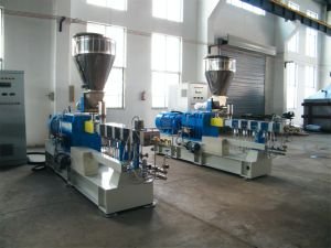 Acrylic Powder Coating Twin Screw Extruder pictures & photos