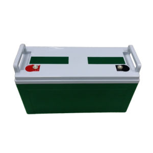 Deep Cycle Solar Battery (12V120ah)