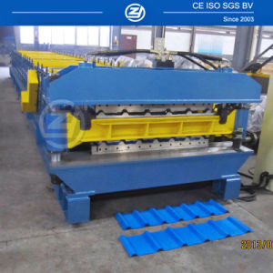 Auto Double Layer Steel Cold Roll Forming Machine pictures & photos