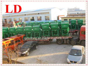 Mobile Concrete Mixer Jzc350 for Sale