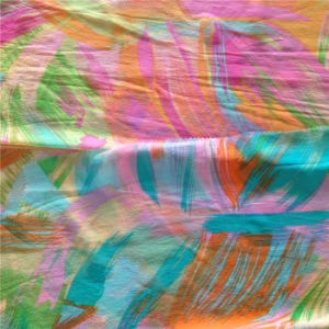 Printed Silk Ggt and Silk Satin