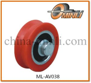 Pulley with Solid Axle (ML-AV038) pictures & photos