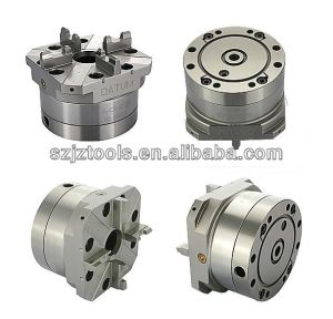 a-One CNC Pneumatic 4 Jaw Chuck for CNC EDM Machine pictures & photos