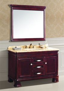 Solid Wood Bathroom Cabinet Al6329