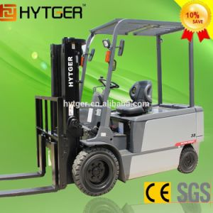 China Hot Sale 3500kg Battery Forklift pictures & photos
