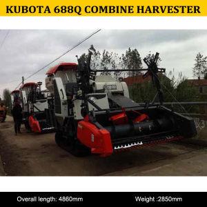 Hot Sale Kubota 688q Combine Harvester pictures & photos