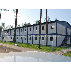 Prefab Steel Structure Building Container House pictures & photos