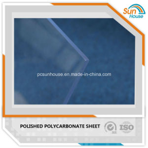 Edge Polishing Precision Finishing Polycarbonate Solid Sheet