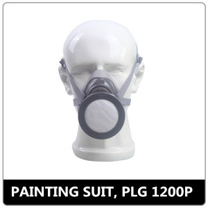 Single Activated Carbon Filter Quarter Gas Mask for Sale pictures & photos