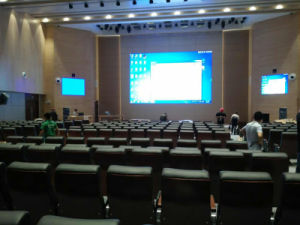 Programmable 4k Video Wall P1.9 LED Display for Studio/Meeting Room pictures & photos