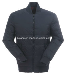 Mens Fake Down Jacket
