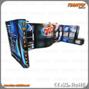 Popular Customized PVC Pop up Stand pictures & photos