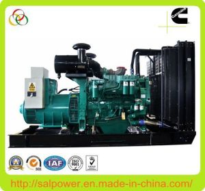 660kw/825kVA Electric Alternator Diesel Fuel Power Genset with Cummins Engine Kta38-G2