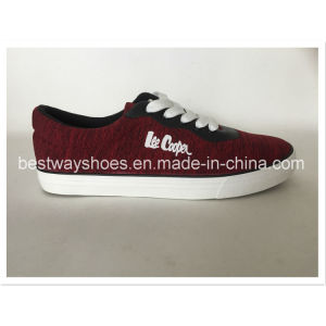 Casual Shoes Vulanized with Corduroy Upper pictures & photos