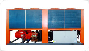 350kw Air Cooled HVAC Chiller for Central HVAC Air Conditioning pictures & photos