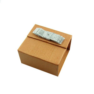 Paper Jewelry Box/Jewelry Packing Box with Logo Hot Stamp pictures & photos