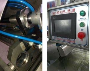 Kneading Machine for Hard Candy, Soft Candy and Lollipop Candy pictures & photos