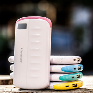 [King Master] New Universal 6000mAh Portable Power Bank of Slim Portable Charger pictures & photos