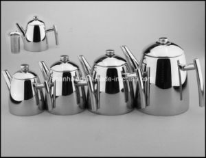 Stainless Steel Tea Pot Coffee Pot pictures & photos
