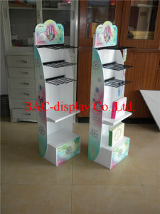 Good Quality Metal Hand Cream Display Rack /Cosmetic Display Rack pictures & photos