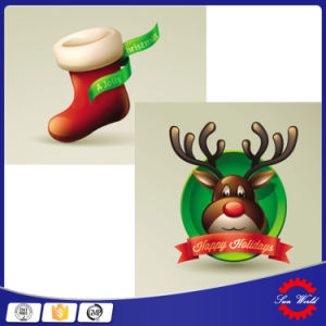 Christmas Reindeer Shape 3D Dies for Christmas Eve Greetings pictures & photos