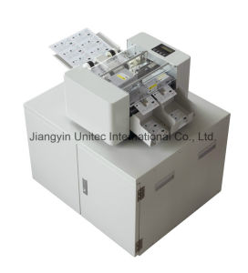 Ssa-001-I (A4) Fully Automatic Business Card Slitter Cutting Machine pictures & photos