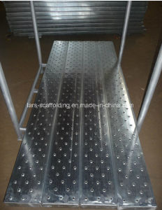 Scaffolding Steel Plank/Deck/Board for Construction Equipment pictures & photos