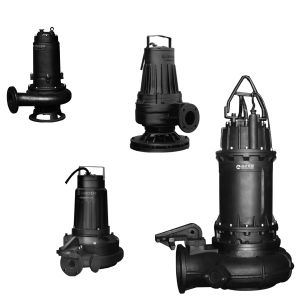 High Quality Wq Submersible Sewage Pumps pictures & photos