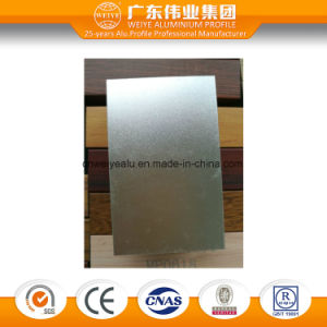 China Mat Bright Anodizing Aluminium Profile for Window pictures & photos