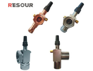 Maneurop Valve, Tecumseh Compressor Valve, Welded Rotate Locked Horizontal Valve, Welded Right Angle Valve, Angle Valve, Straightway Valve pictures & photos