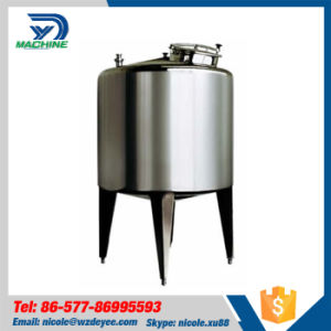 Stainless Steel Blending Storage Tank with Stirring pictures & photos